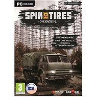Spintires: Chernobyl - PC játék