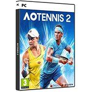 AO Tennis 2 - PC játék