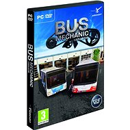 Bus Mechanic Simulator - PC játék