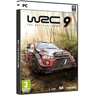 WRC 9 The Official Game - PC játék