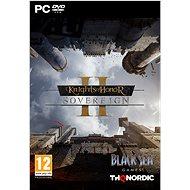 Knights of Honor 2: Sovereign - PC játék