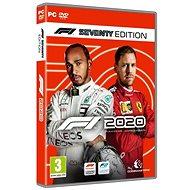 F1 2020 - Seventy Edition - PC játék
