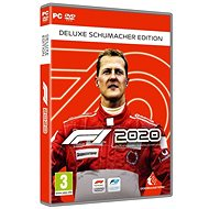 F1 2020 - Michael Schumacher Deluxe Edition - PC játék