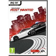 Need For Speed: Most Wanted (2012) - PC játék