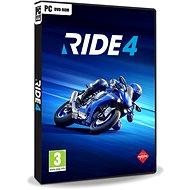 RIDE 4 - PC játék