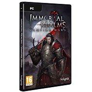 Immortal Realms: Vampire Wars - PC játék
