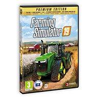 Farming Simulator 19: Premium Edition - PC játék