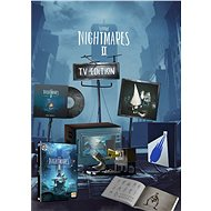 Little Nightmares 2: TV Collectors Edition - PC játék