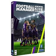 Football Manager 2021 - PC játék