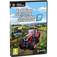 Farming Simulator 22 - PC játék