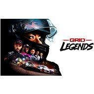 GRID LEGENDS - PC játék