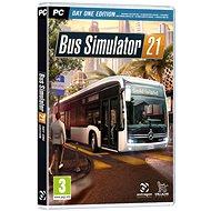 Bus Simulator 21 - Day One Edition - PC játék