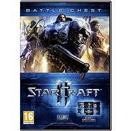 Starcraft II: Battlechest V2 - PC játék
