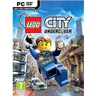 Lego City: Undercover - PC játék