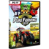 Pure Farming 2018 - PC játék