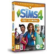 The Sims 4: Hello Work - Játékbővítmény