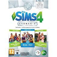 Kiegészítők (3) a The Sims 4 játékhoz - Játékbővítmény