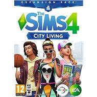 The Sims 4: Városi élet - Játékbővítmény