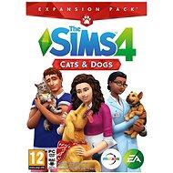 The Sims 4: Cats and Dogs - Játék kiegészítő