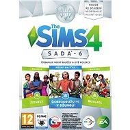 The Sims 4 Bundle Pack 6 - Játékbővítmény