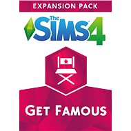 A Sims 4: Get Famous - Játékbővítmény