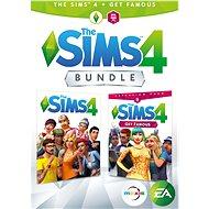 The Sims 4: Get Famous (Teljes játék + bővítés) - PC játék