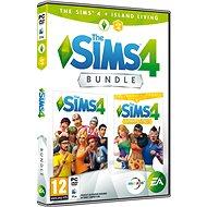 The Sims 4: Island Living (teljes játék + kiterjesztés) - PC játék