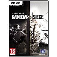Tom Clancys: Rainbow Six: Siege - PC játék