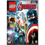 LEGO Marvel Avengers - PC játék