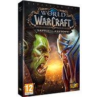 World of Warcraft: Battle for Azeroth - Játékbővítmény