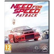 Need For Speed Payback - PC játék