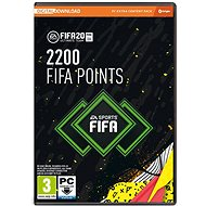 FIFA 20 - 2200 FUT POINTS - Játék kiegészítő