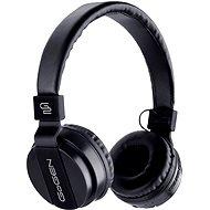 Gogen HBTM 21B fekete - Bluetooth fejhallgató