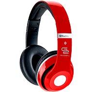 Gogen HBTM 41RR piros - Mikrofonos fej-/fülhallgató