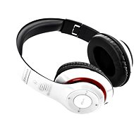 Gogen HBTM 41WR fehér-piros - Bluetooth fejhallgató