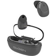 Gogen TWS PAL fekete - Vezeték nélküli fül-/fejhallgató