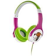 Gogen Maxi ujjak G rózsaszín-zöld - Fej-/fülhallgató