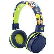 Gogen HBTM 32BL kék - Vezeték nélküli fül-/fejhallgató