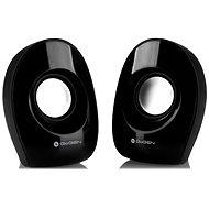 Gogen PSU101 2.0 fekete - Hangszóró