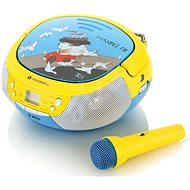 Gogen Maxi B kék-sárga - Rádiómagnó