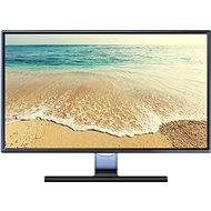 "24 ""Samsung T24E390EW fekete - Monitor TV tunerrel"