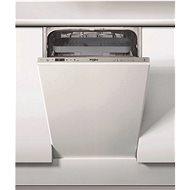 WHIRLPOOL WSIC 3M27 C - Keskeny beépíthető mosogatógép