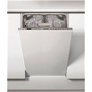 INDESIT DSIO 3T224 Z E - Keskeny beépíthető mosogatógép