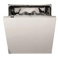 WHIRLPOOL WI 7020 P - Beépíthető mosogatógép