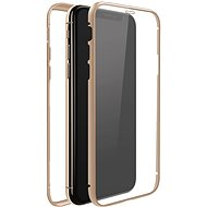 White Diamonds 360° Glass Case  Apple iPhone 11 Pro Gold készülékhez - Mobiltelefon hátlap