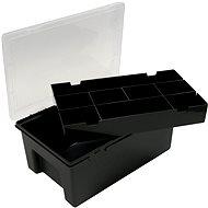 Wham tároló doboz 29x19x11,5cm fekete 12930