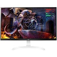 """27"""" LG 27UD69P-W - LCD LED monitor"""