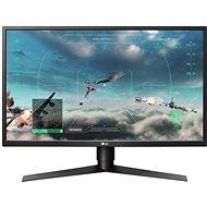 "27"" LG 27GK750F-B - LCD LED monitor"