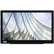 """15.6"""" AOC I1601FWUX - LCD LED monitor"""