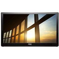 """15.6"""" AOC I1659FWUX - LCD LED monitor"""